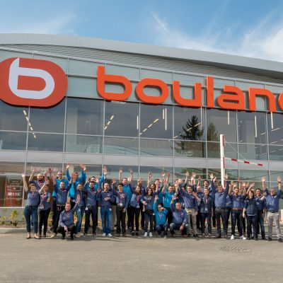 INAUGURATION MAGASIN BOULANGER